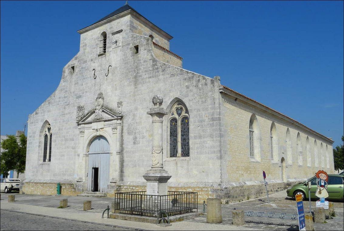 église s. Pierre.s. Paul (BROUAGE)